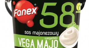 Fanex poszerza ofertę o wegański sos majonezowy