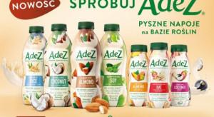 Coca-Cola poszerza ofertę o napoje na bazie ekstraktów roślinnych i soków owocowych AdeZ