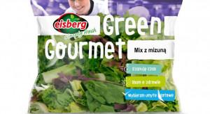 Eisberg wprowadza mix sałat z mizuną