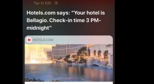 Nowa aplikacja Apple i Hotels.com