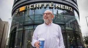Green Caffè Nero uruchomiło 65. kawiarnię