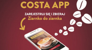 Costa Coffee wprowadza zdigitalizowaną wersję programu lojalnościowego