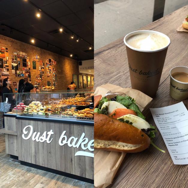 Nasi na Manhattanie: Pierwszy lokal Just Baked w Nowym Jorku już otwarty