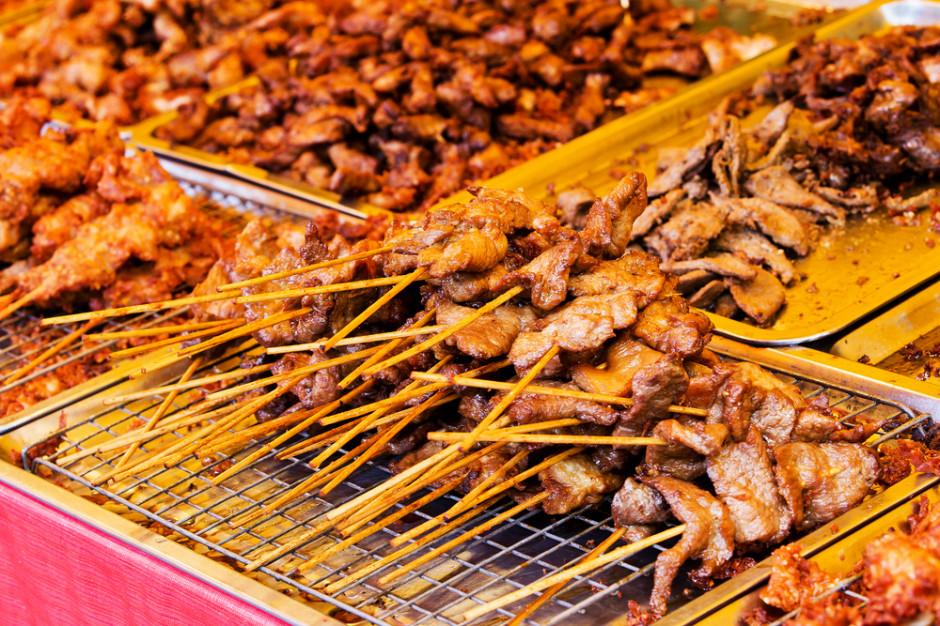 Street food napędza popyt na mięso drobiowe w Azji