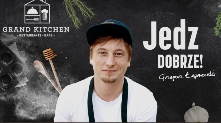 Arkadia na Widelcu wraz z Grzegorzem Łapanowskim kontynuuje edukację kulinarną najmłodszych