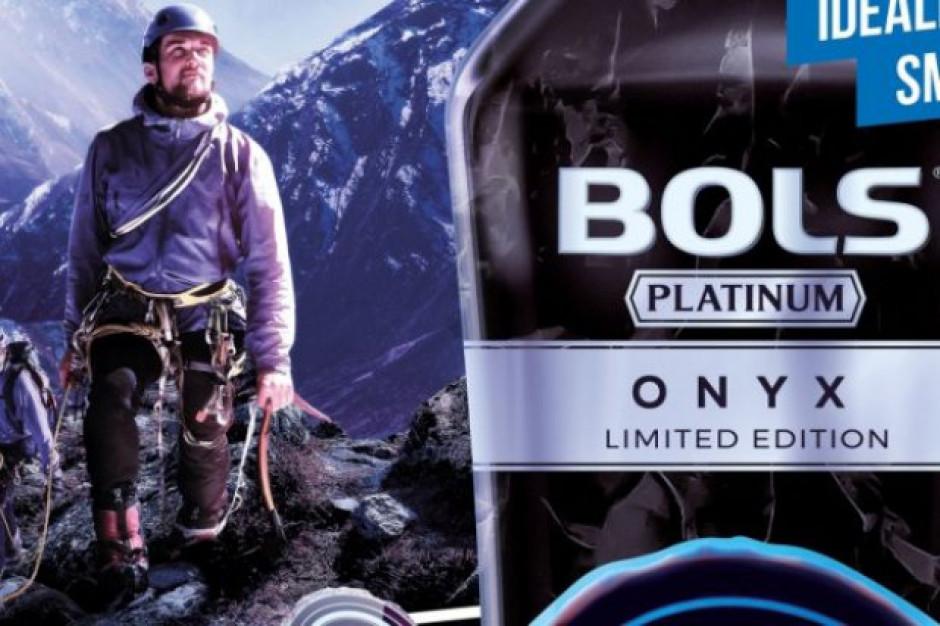 Limitowana wódka filtrowana onyksem od Bols Platinum