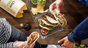 Uber Eats planuje uruchomić 400 wirtualnych restauracji w Wielkiej Brytanii