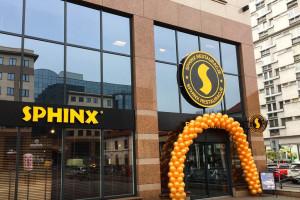 Sphinx otworzył kolejny lokal w stolicy