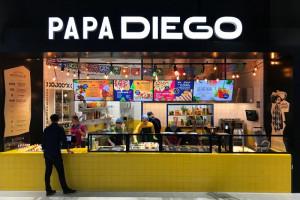 Papa Diego: Burrito, tacos i burrito bowle z... krupniokiem
