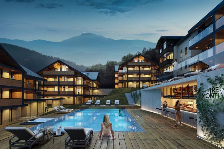 Karpacz wzbogaci się o kompleks wypoczynkowy Tre Monti Ski&Bike Resort