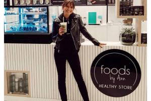 Anna Lewandowska otworzyła kawiarnię Healthy Store by Ann. Wkrótce ogólnopolska sieć