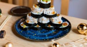 Artur Gos, szef kuchni Sakana Sushi Bar we Wrocławiu odczarowuje mit ciężkiej kolacji wigilijnej