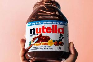 Ferrero Å›wiÄ™tuje otwarcie Nutella Cafe New York