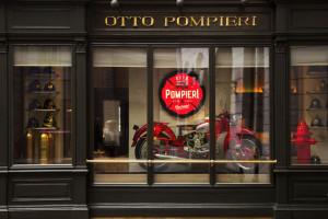 Restauracja Otto Pompieri - amerykańsko – włoski mariaż w centrum Warszawy