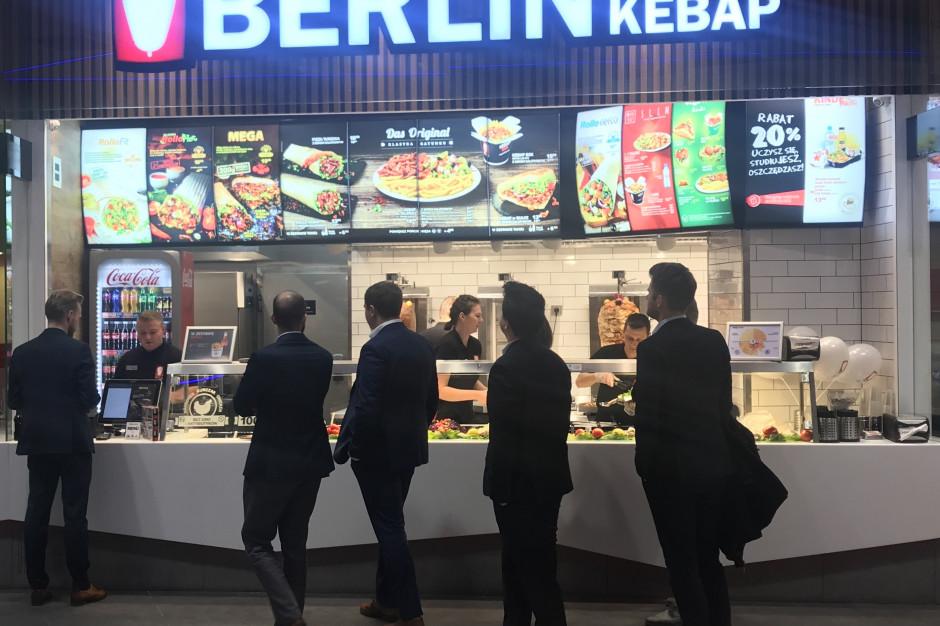 Berlin Doner Kebap ma już 46 lokali w Polsce