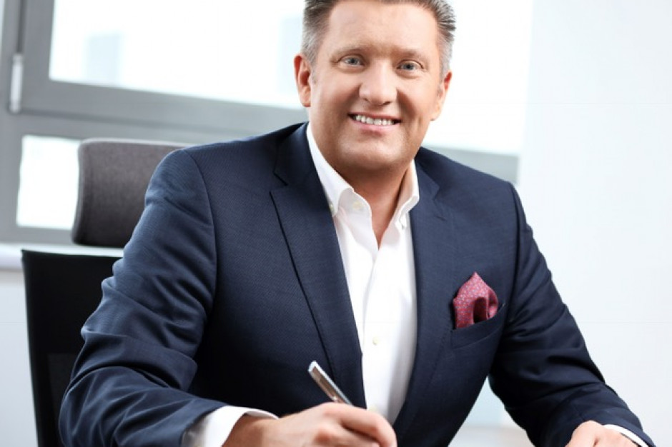 Grzegorz Gacek prezesem Distribev Orbico
