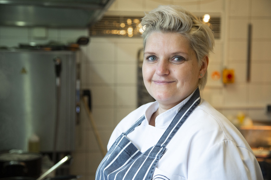 Anna Klajmon: Szefem kuchni się jest, a nie bywa! (wideo)