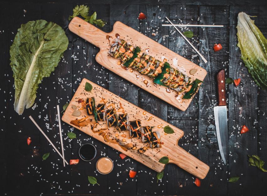 Sushi Royal otwiera lokal w Złotych Tarasach