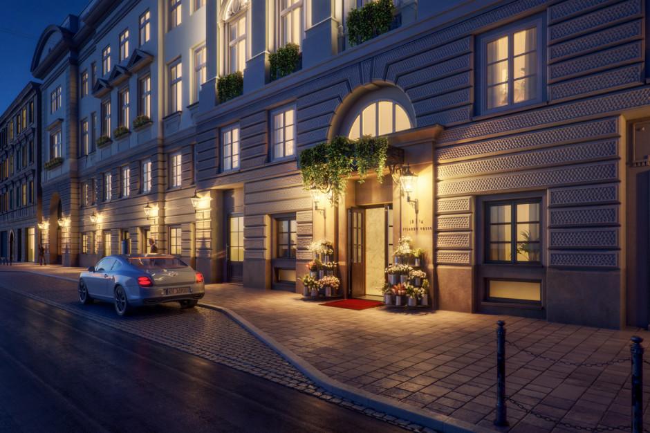 Angel Stradom wraca do gry. Zielone światło dla budowy pięciogwiazdkowego hotelu