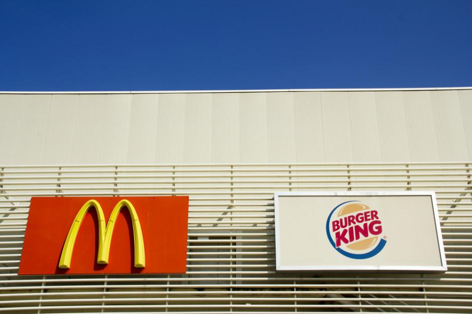 Burger King podbiera klientów McDonald's?