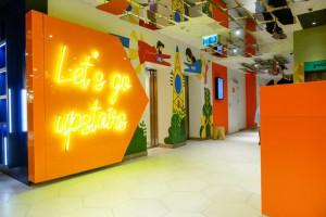 Nowy hotel ibis Styles Warszawa Centrum inspirowany Wisłą