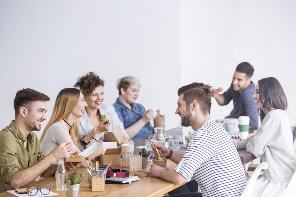 PizzaPortal.pl: Lunch staje się już benefitem na równi z opieką medyczną i kartami sportowymi