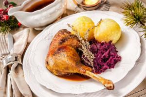 Gęsina coraz popularniejsza w restauracyjnych menu
