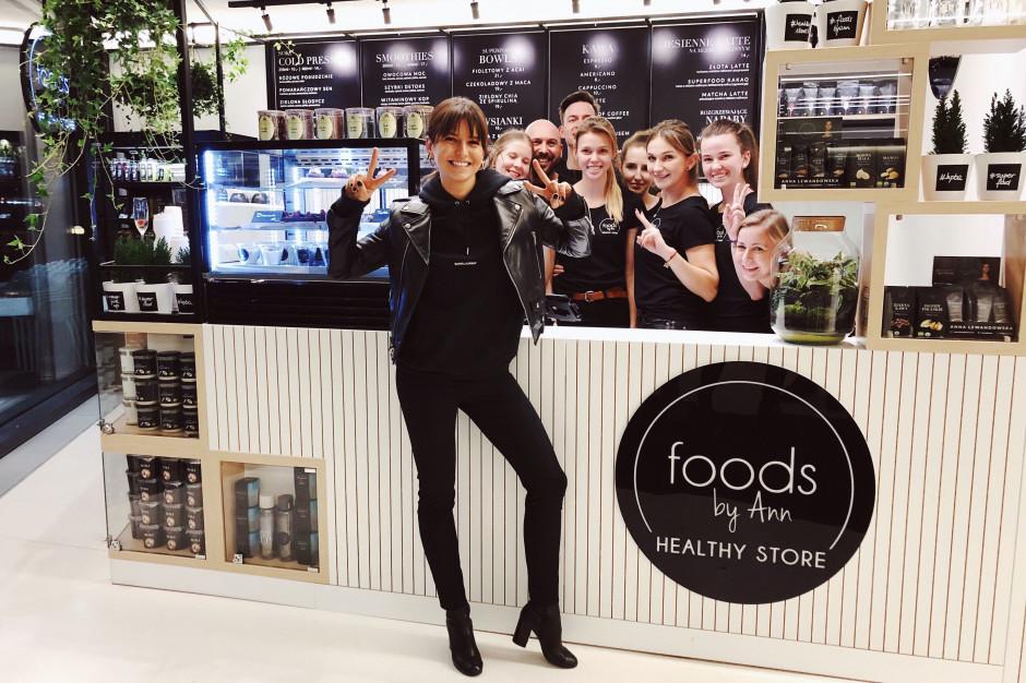 Healthy Store Foods by Ann: w planach 40 lokali; min. 6 w 2019 r. (znamy lokalizacje)