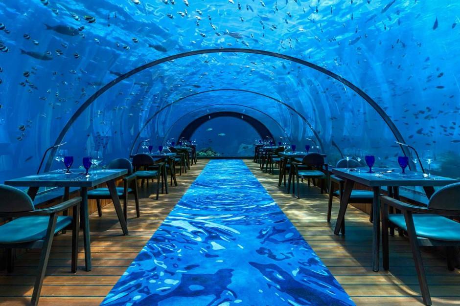 Hotel pod wodą już przyjmuje pierwszych gości