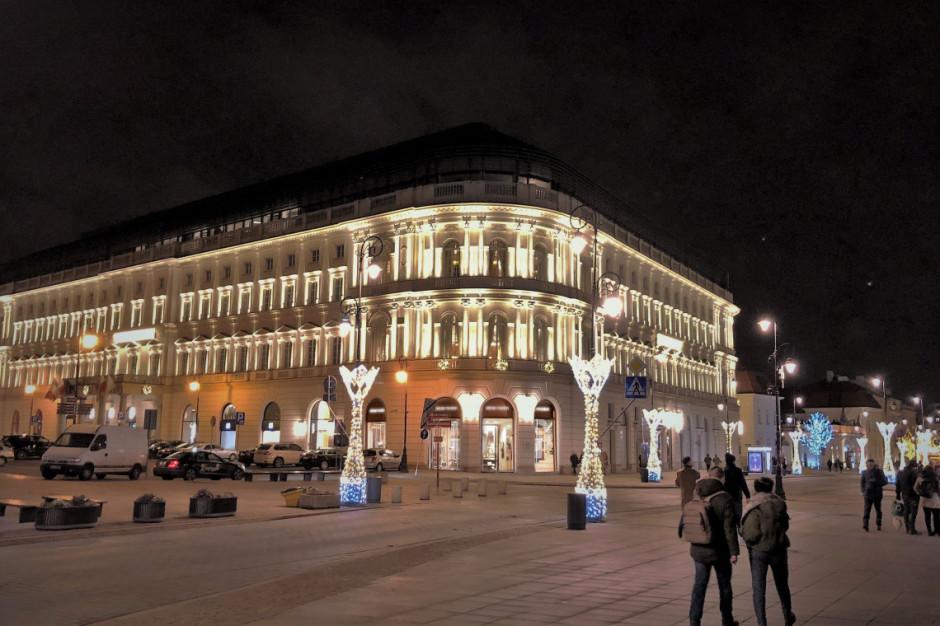 Hotel Raffles Europejski Warsaw z prestiżowym wyróżnieniem