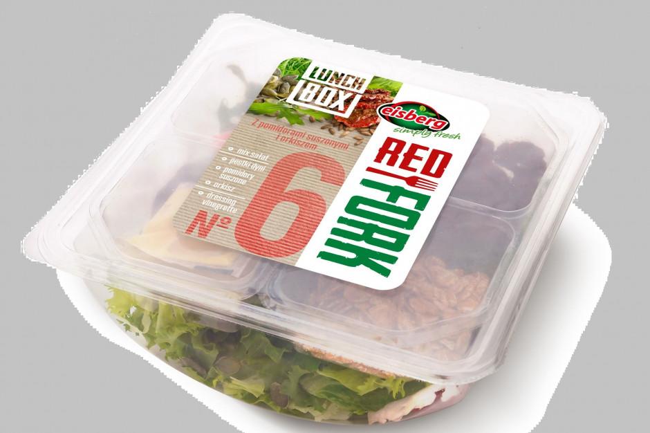 Firma Eisberg poszerza ofertę Lunch Boxów