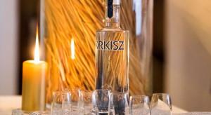 Wódka Orkisz w nowej eleganckiej butelce
