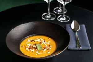 Chińska restauracja w hotelu Metropolo by Golden Tulip w Krakowie (zdjęcia)