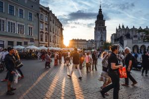 GUS: Wzrosła liczba turystów w Polsce