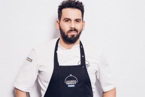 Szef kuchni Michał Molenda nową twarzą Akademii MAKRO