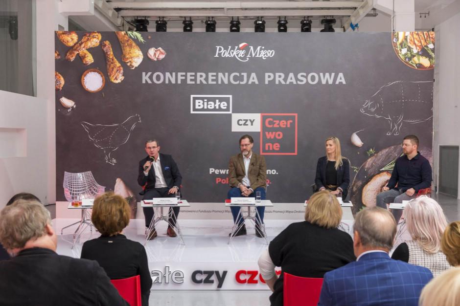 """Ruszyła kampania """"Marka Polskie Mięso"""". Ambasadorami akcji Beata Śniechowska i Tomasz Czajkowski"""