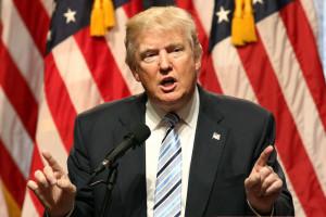Donald Trump zaserwował w Białym Domu dania z popularnych fast foodów
