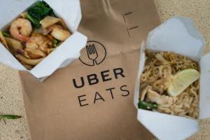 Warszawa stanie się sercem biznesu Uber Eats w tej części Europy