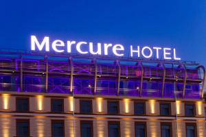 W Sosnowcu powstanie hotel Mercure. Przyjmie gości w 2022 r.