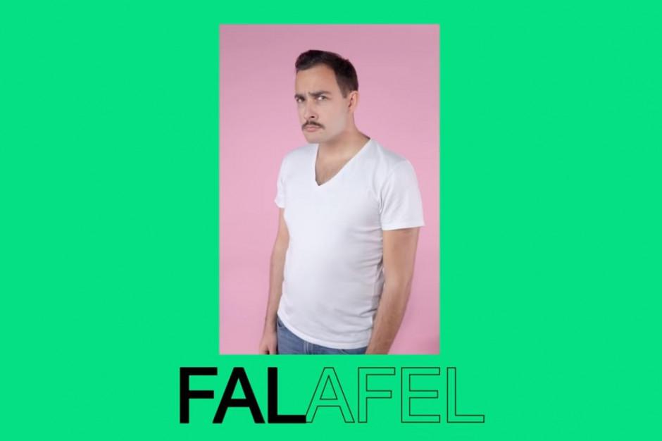 Falafel bohaterem przeróbki znanej piosenki Dawida Podsiadło
