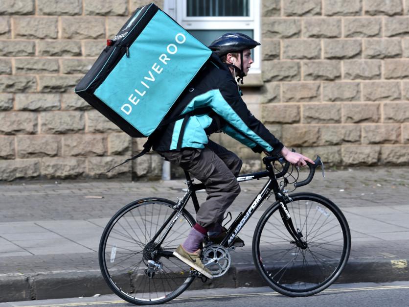 """Deliveroo rozpoczyna globalną kampanię reklamową pod hasłem """"Food Freedom"""""""