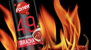 Nowa, ostra odsłona sosu Sriracha od Fanex