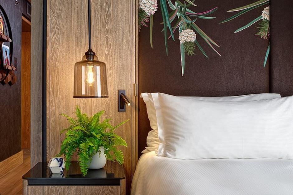 Hilton przedstawił pierwszy wegański apartament