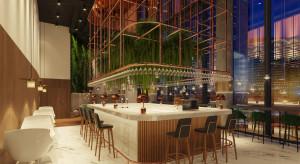 Inwestor The Warsaw HUB ujawnia szczegóły hotelowych wnętrz (zdjęcia)
