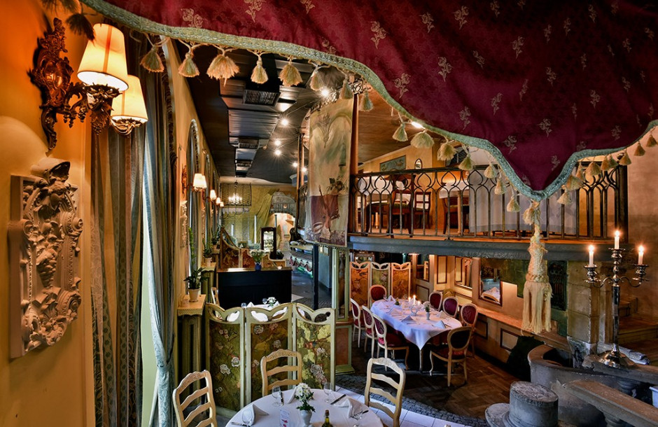 Restauracja St Antonio wspiera Tydzień Małżeństwa