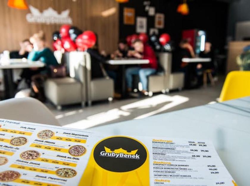 Sieć Gruby Benek z nową pizzerią w Chełmie