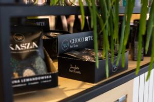 Anna Lewandowska otworzyła koljeną kawiarnię Healthy Store