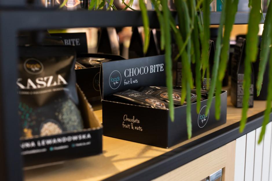 Anna Lewandowska otworzyła kolejną kawiarnię Healthy Store