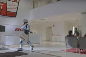 KFC zatrudniło RoboCopa, aby chronił ich przepis