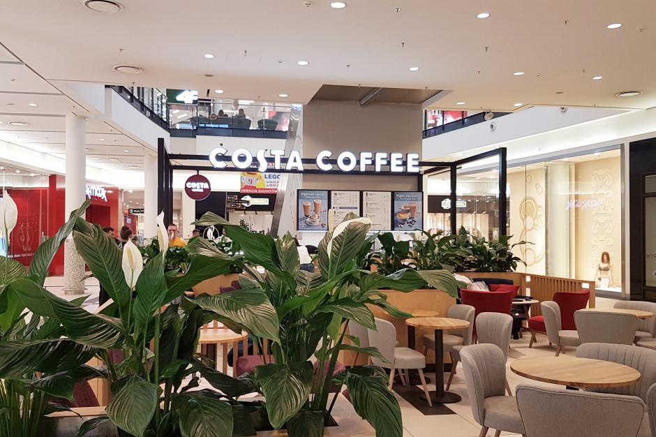 Costa Coffee otworzyła swój pierwszy lokal w Radomiu
